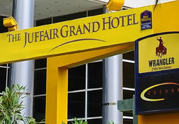 The Juffair Grand Hotel Bahrain